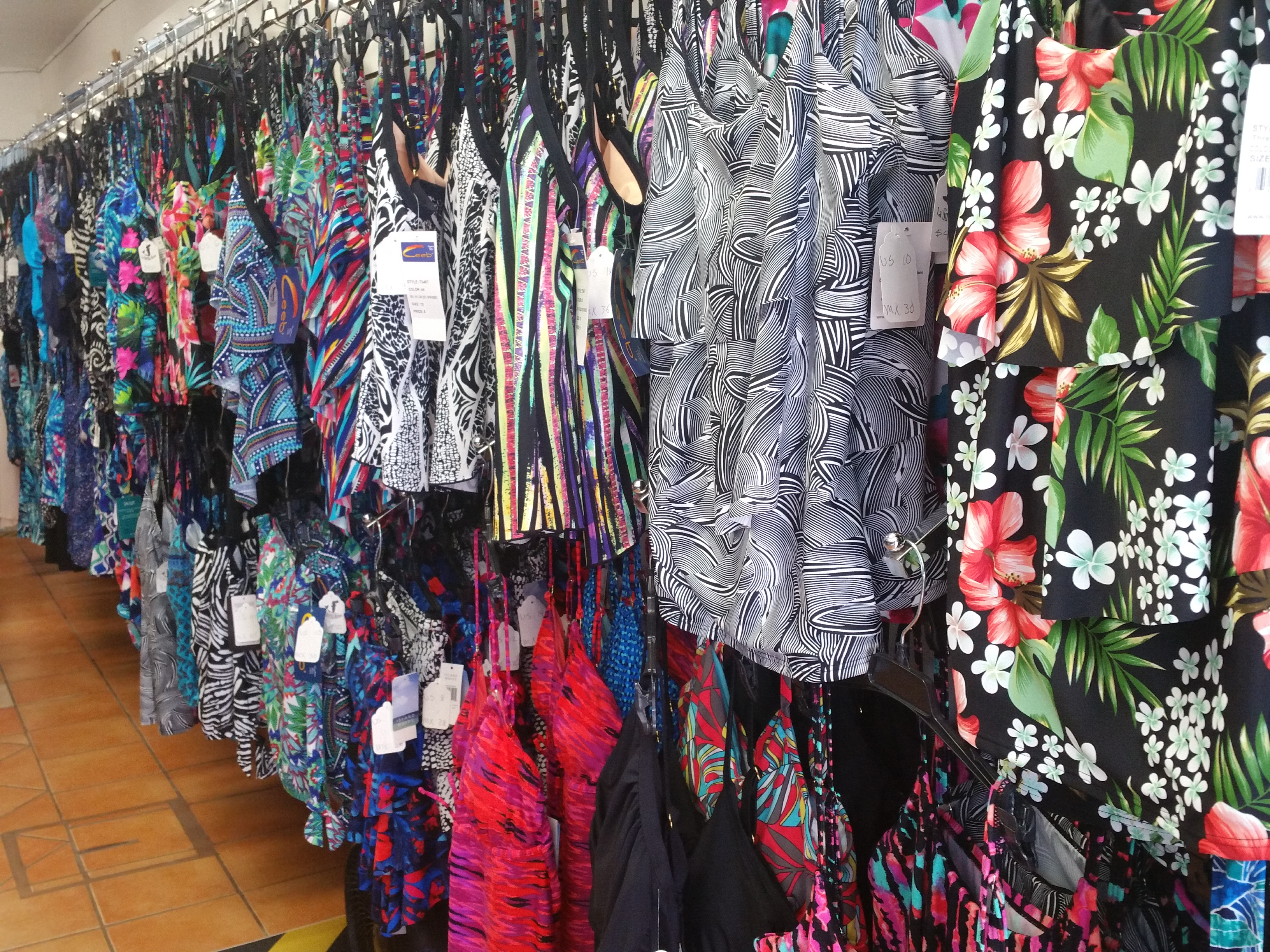 1ddcdacdfd9 Buying Swimsuits in Puerto Vallarta at La Sirena Reina, an Interview ...