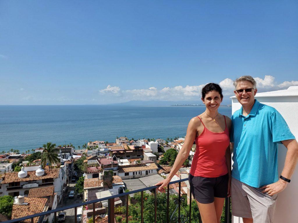 Ada And Stefan In Puerto Vallarta